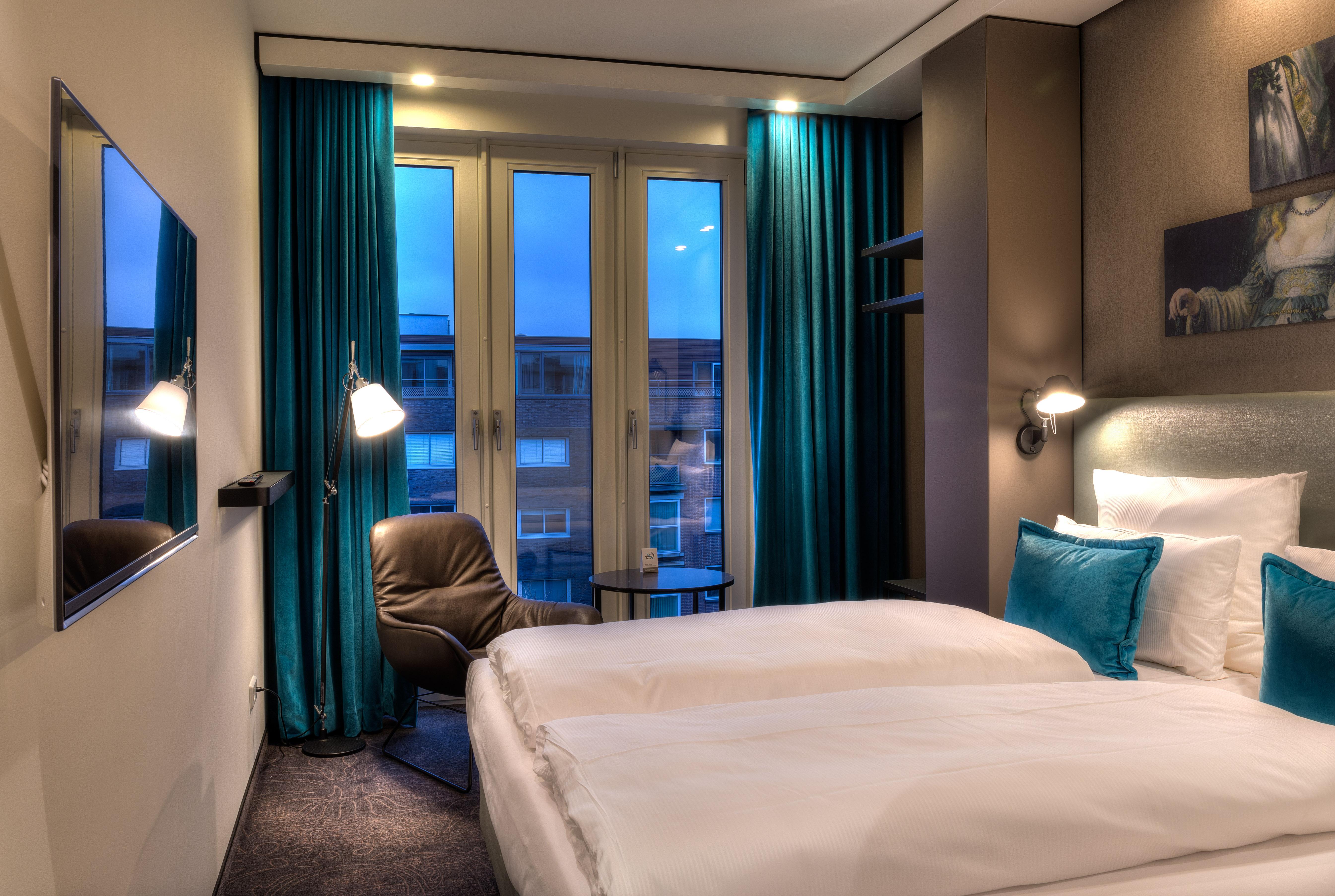 Hotel Amsterdam Waterlooplein Motel One Design Hotels