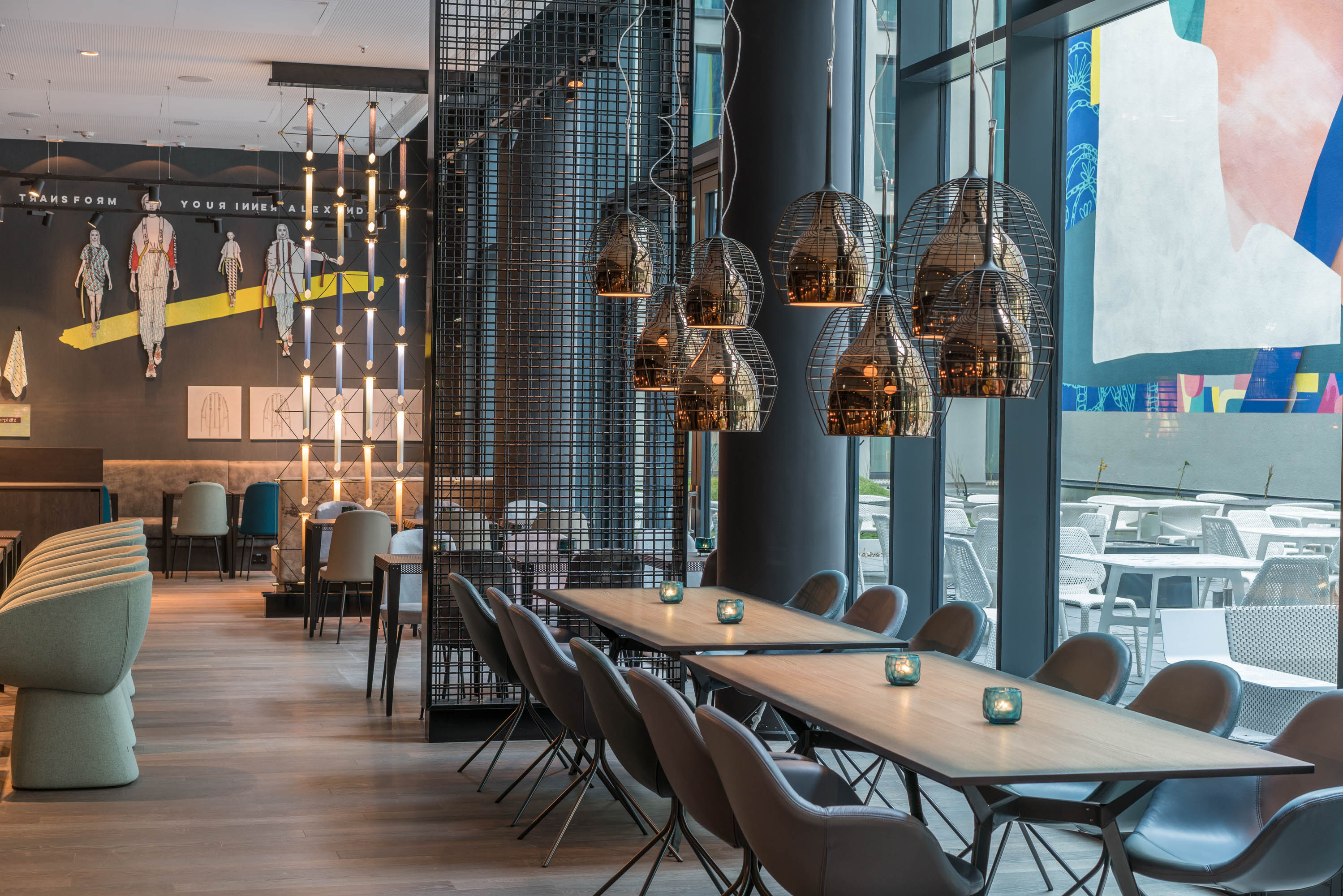 Hotel Berlin-Alexanderplatz Motel One | Design Hotels Berlin ...