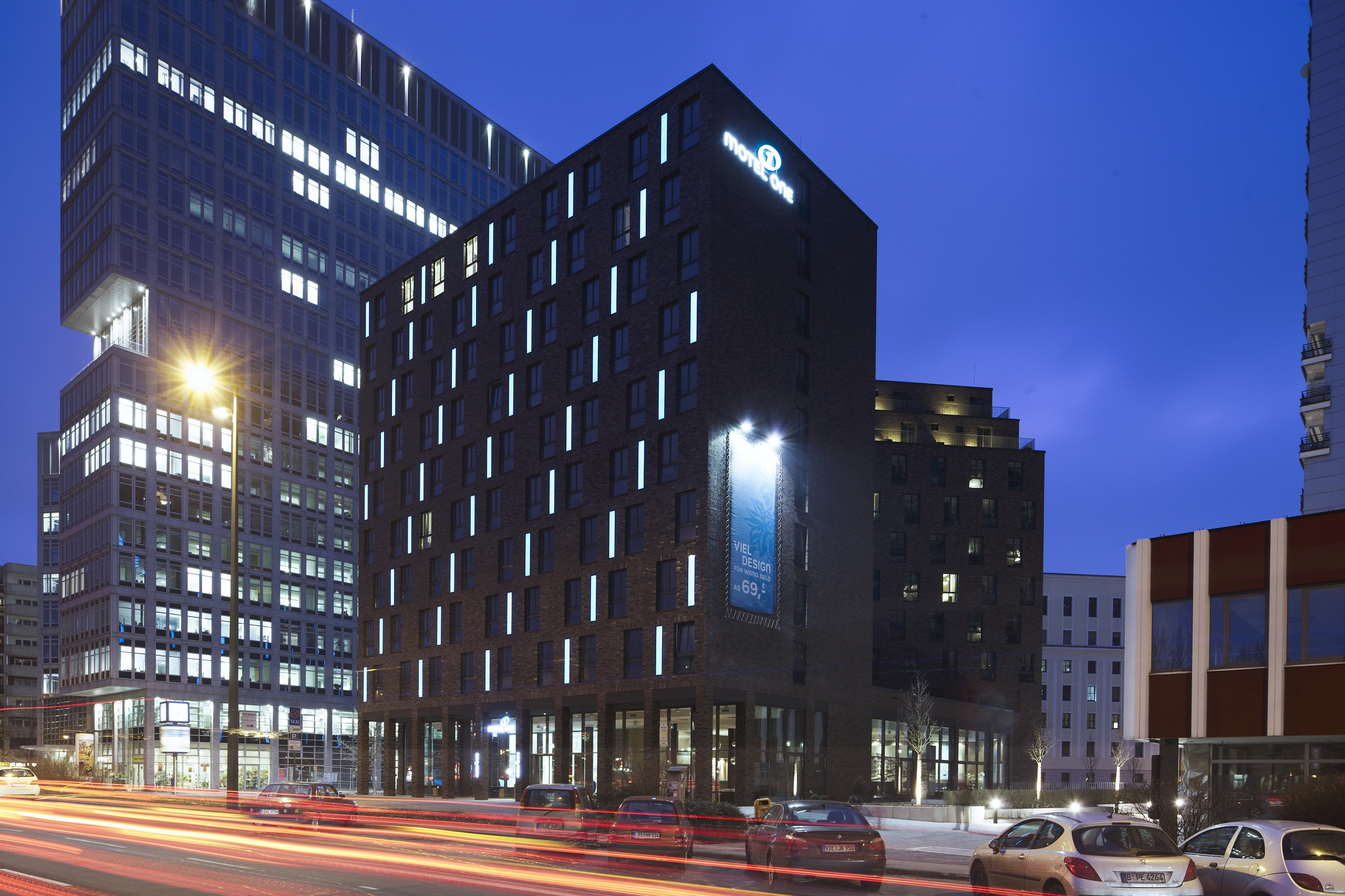 Hotel Berlin Spittelmarkt Motel One Design Hotels Berlin Spittelmarkt