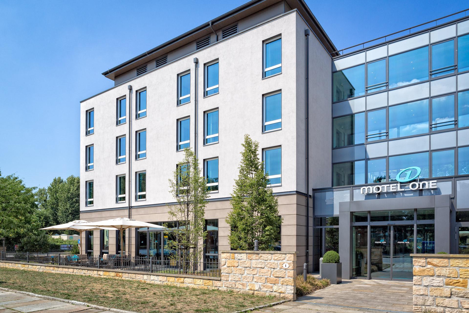 Hotel Dresden Palaisplatz Motel One Design Hotels