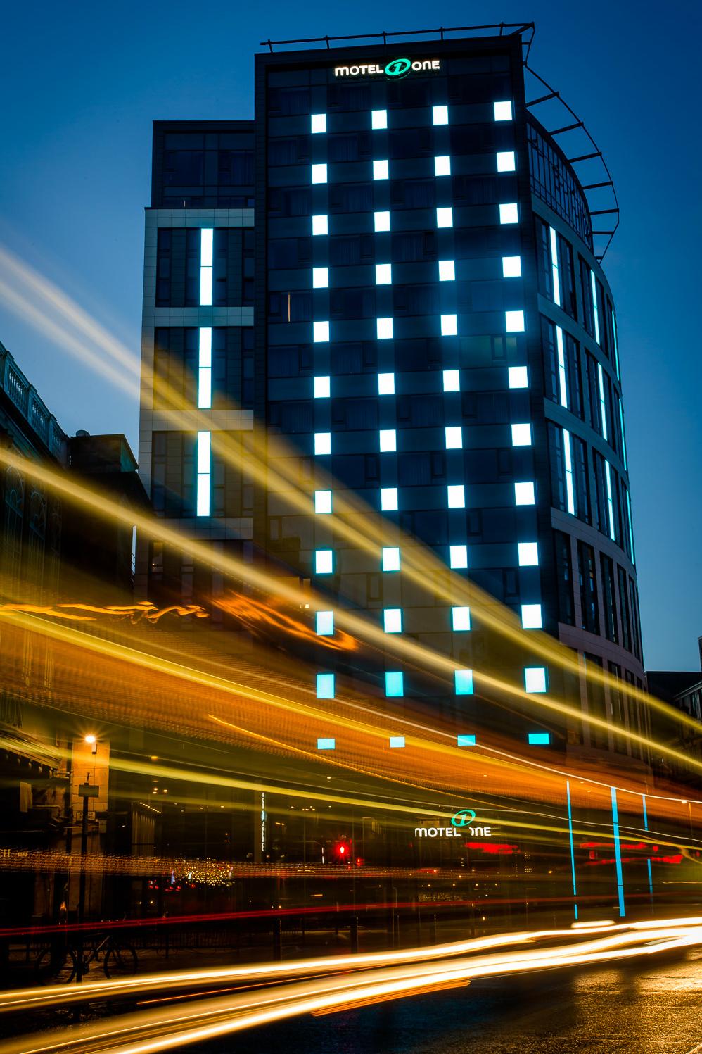 Hotel Glasgow Motel One Glasgow Near Main Railway Station City Centre