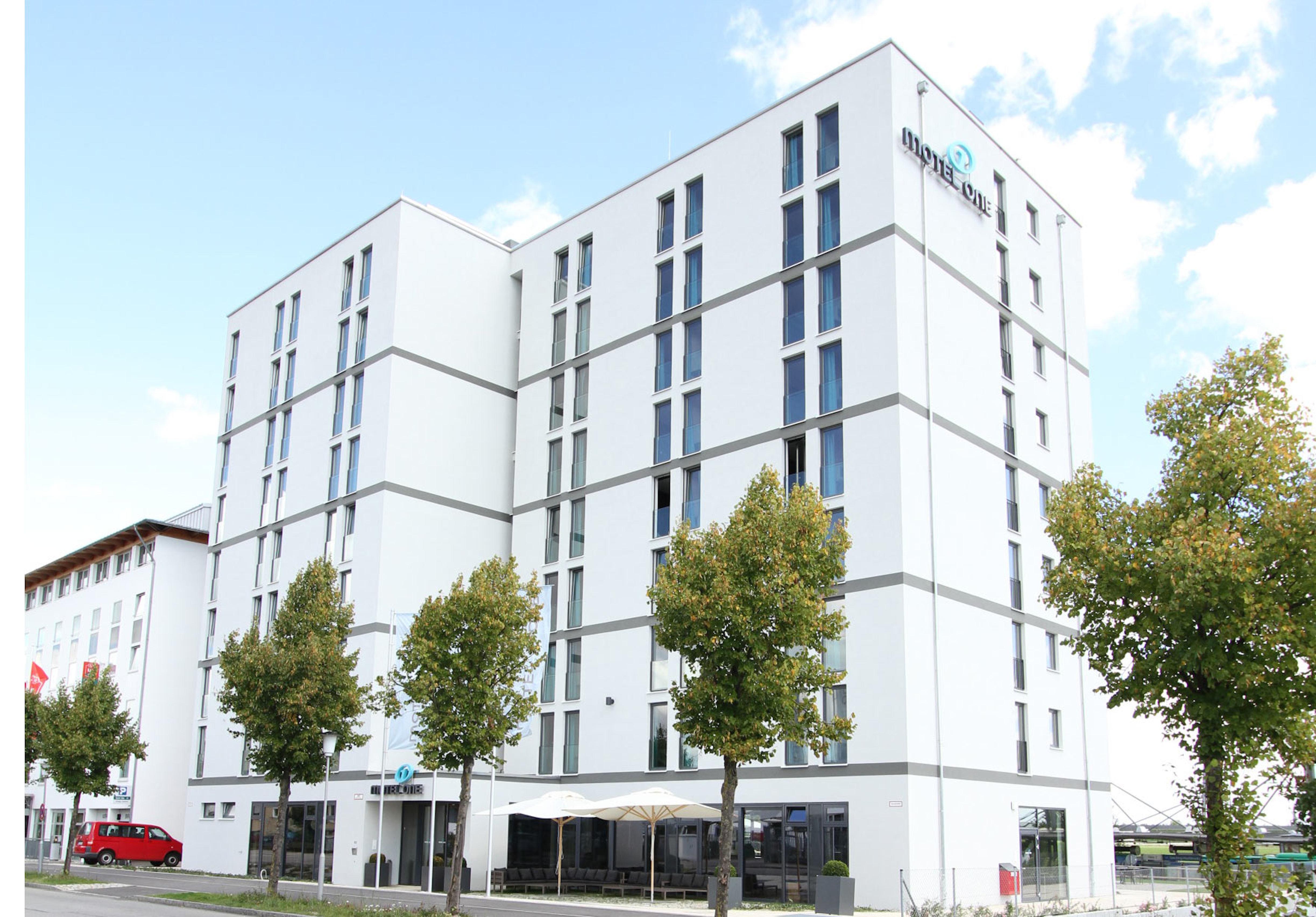 Hotel Munchen Garching Motel One Design Hotels Munchen Garching