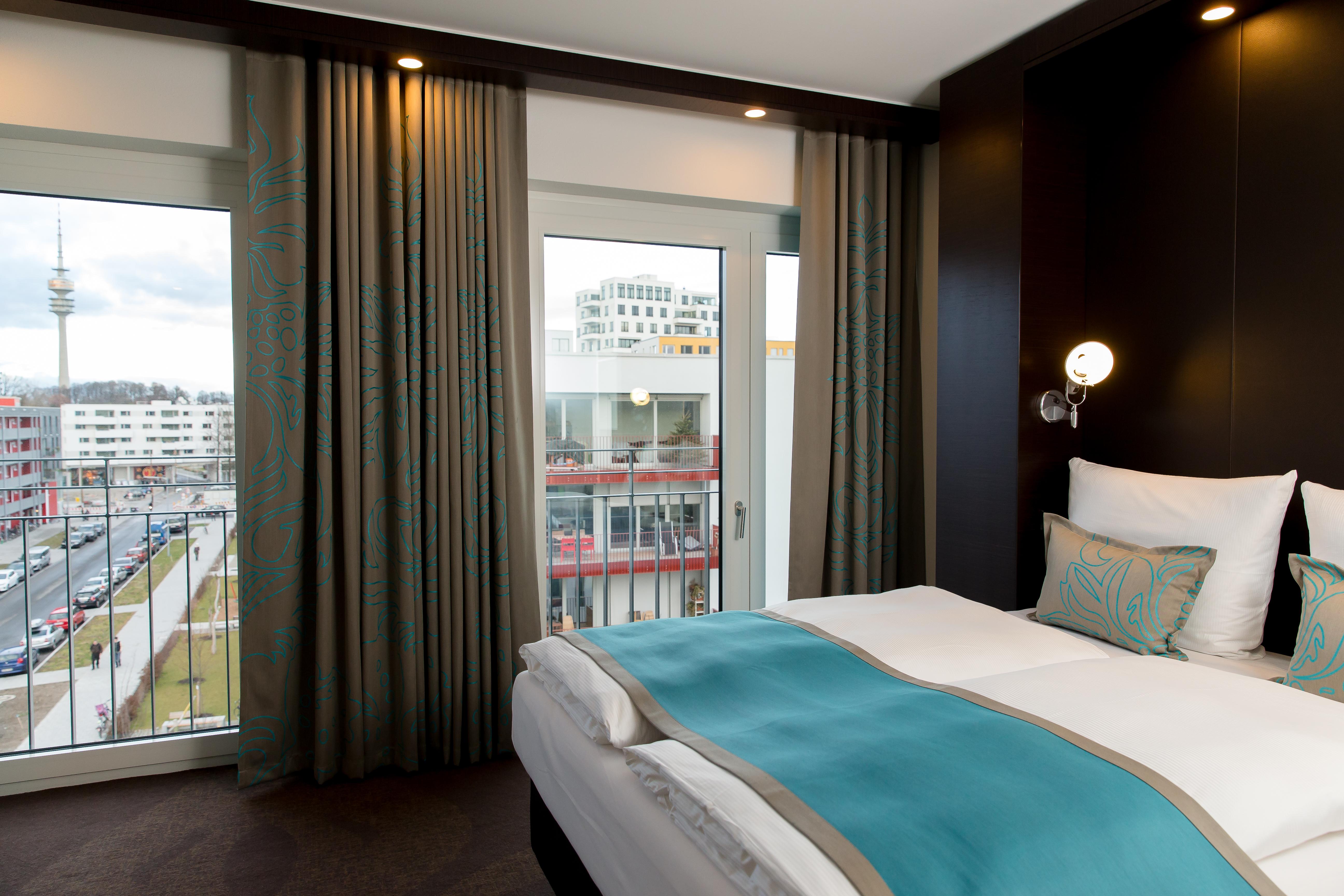 Hotel Munich Olympia Gate Motel One | design hotels Munich Olympia Gate