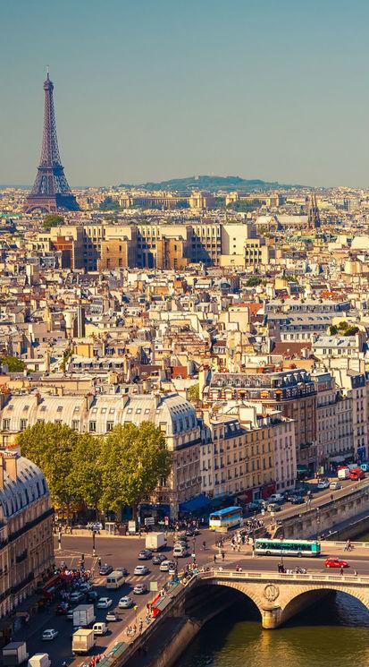 Hoteles París