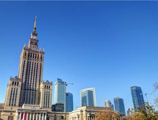 Hôtel design à Varsovie