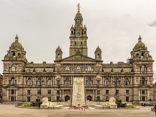 Designový hotel Glasgow