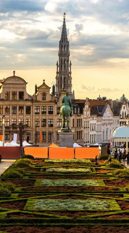 Hôtels à Bruxelles