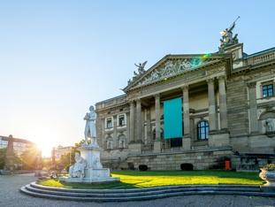 Hôtel design à Wiesbaden