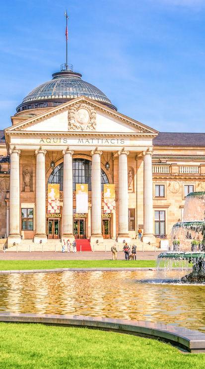 Hôtels à Wiesbaden