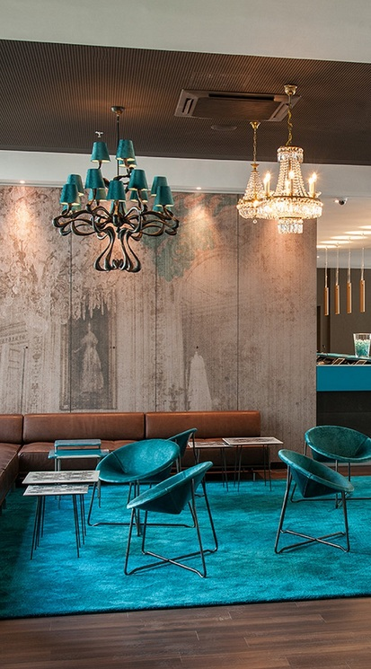 Hotel Brussels Motel One