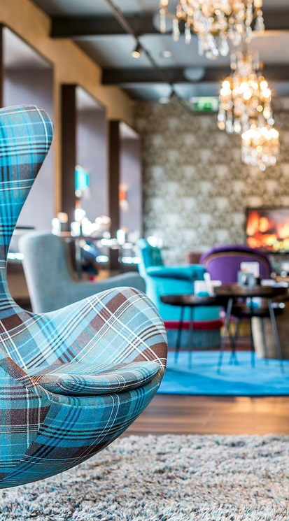 Hotel Edinburgh Princes Motel One