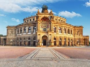 Hôtel design à Dresde