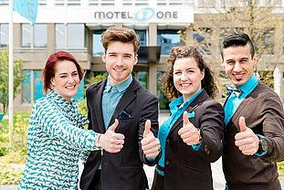Motel One Tag der offenen Hotetür