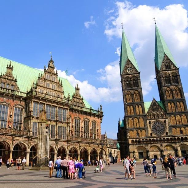 Cheap budget hotel Bremen