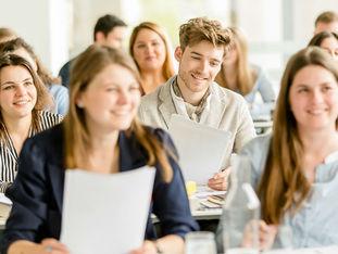 Die Vorlesungen im dualen Studium finden in München statt