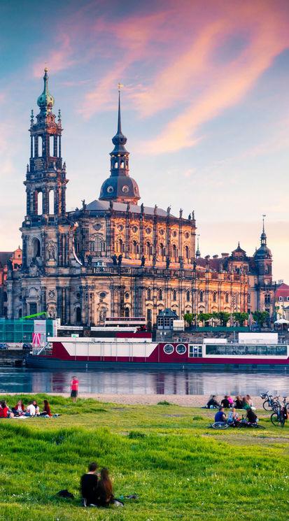 Hoteles Dresde