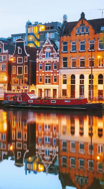 Hotely Amsterdam