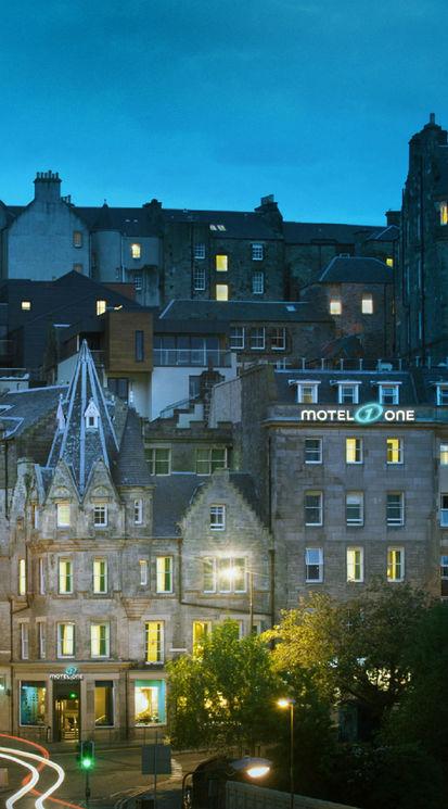 Hotels Edinburgh