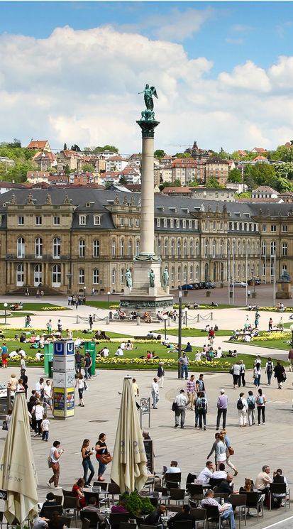Hotels Stuttgart