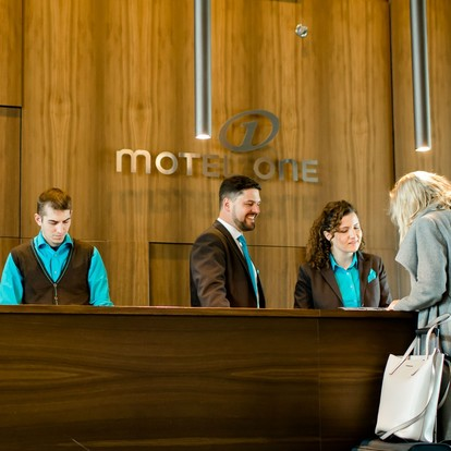 Motel One Prague – Vacancies