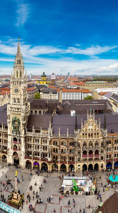 Hotels Munich