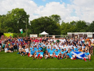 Motel One Fußballturnier: One Cup