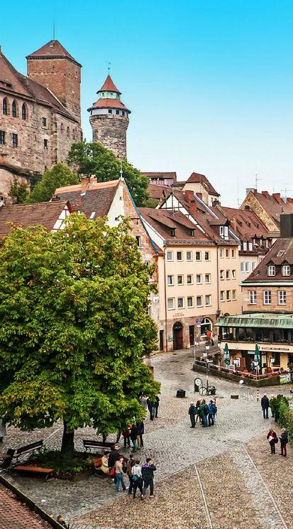 Hotels Nuremberg
