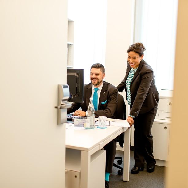 Assistant Manager arbeiten eng mit den Hotelmanagern zusammen