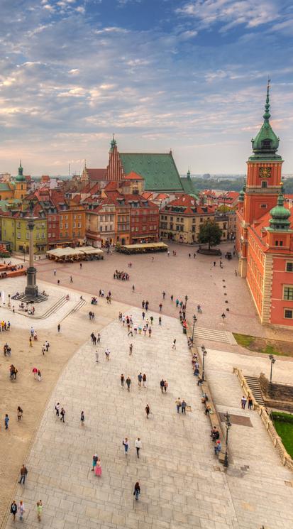Hotels Warsaw