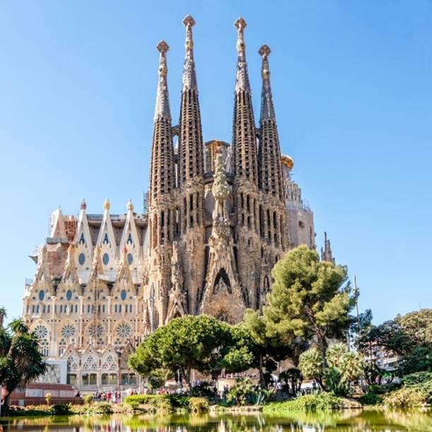 Cenově výhodný hotel Barcelona