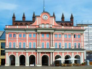 Designový hotel Rostock